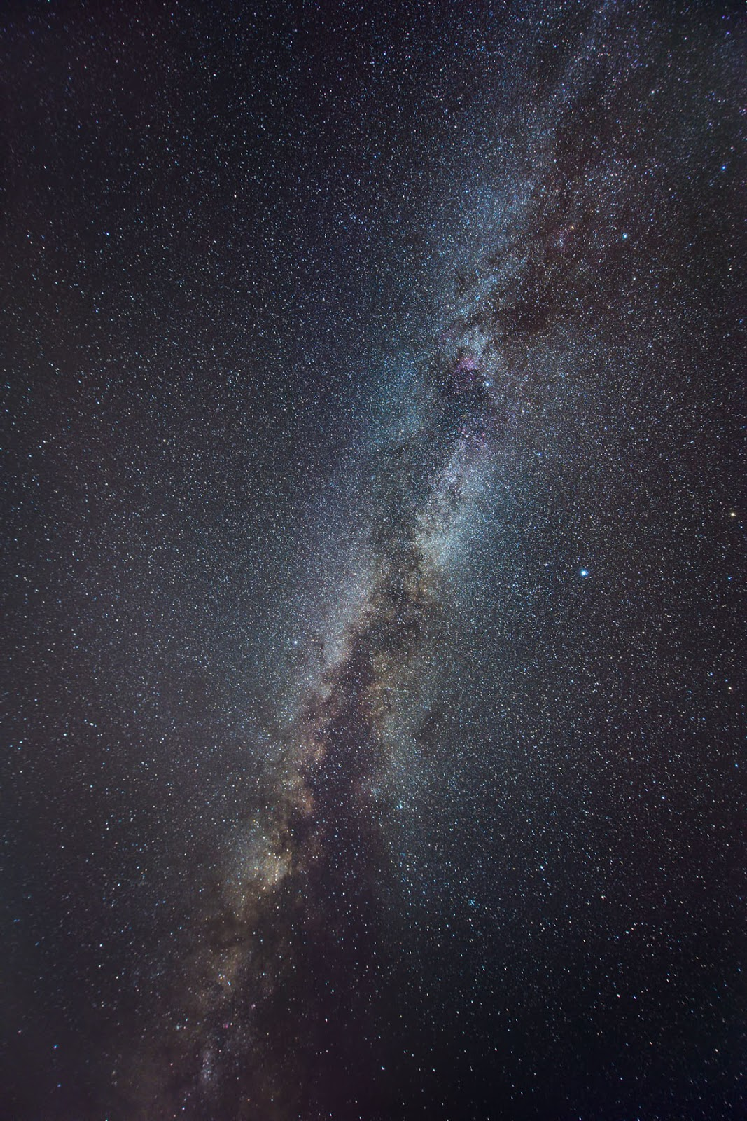 Bret Culp Milky Way 1