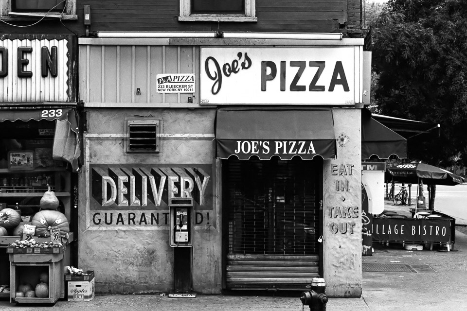 Joe's Pizza photo New York City