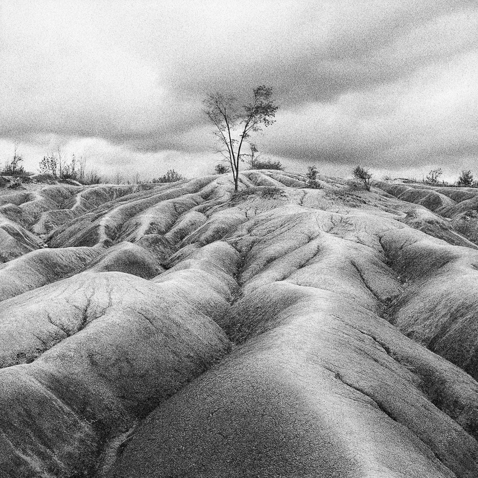 Cheltenham Badlands, Caledon, Ontario, Canada, 2001