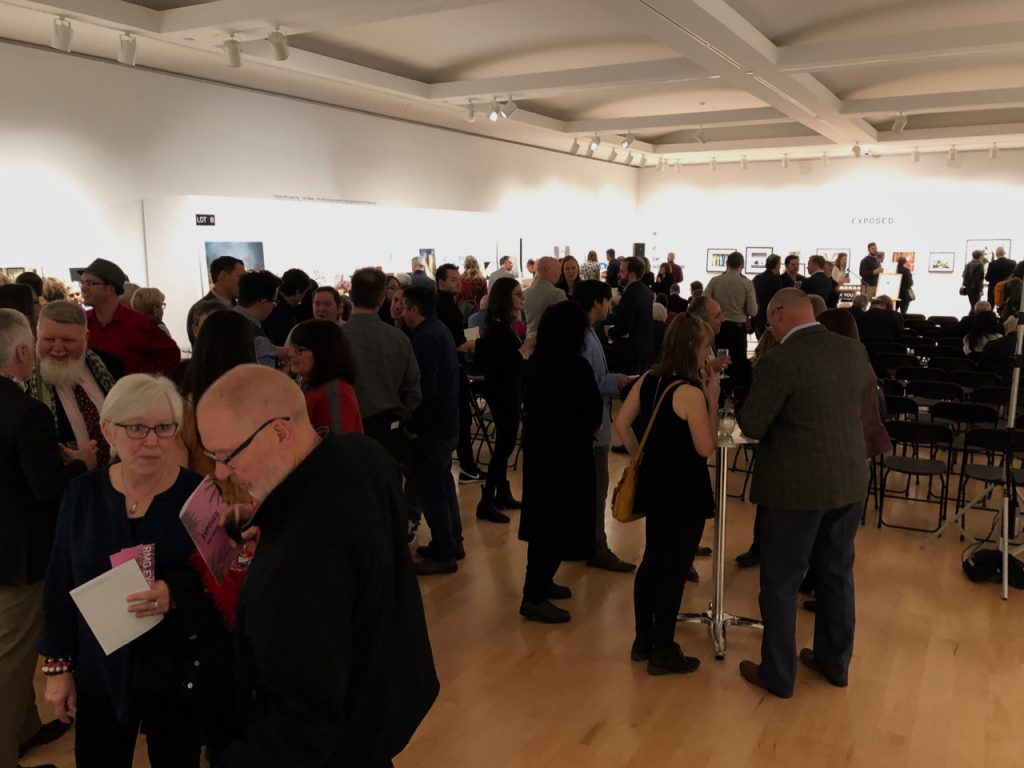 RMG Exposed 2018 Exhibition/Auction 2